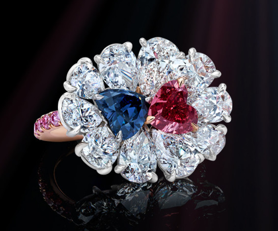 Fancy Color Diamonds to remain the top Wealth Concentration Investment Vehicle