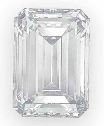 The 31.34 carat D color VVS2 'Victory' diamond