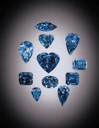 The De Beers Millennium Jewel Collection