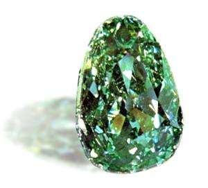 The Dresden Green Diamond 2
