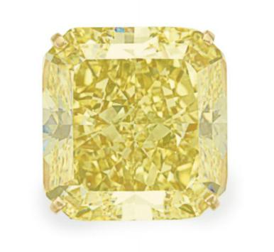 51.06ct Fancy Intense Yellow