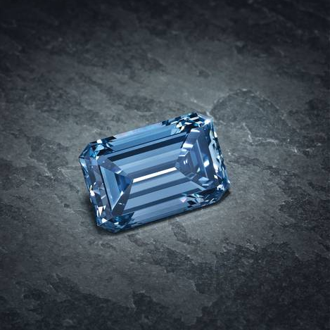 Christie's Geneva Auction on May 18 Relying on Oppenheimer Blue Diamond for Attention