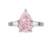 4.18 carat fancy pink diamond
