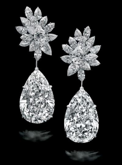 Mirroir De L'amour earrings