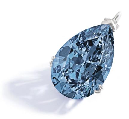 the 9.75 ct zoe diamond