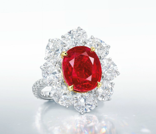 10.05 ct ruby