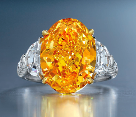 Unique Collectors' Fancy Color Diamonds Are Featured In Upcoming Auction In New York