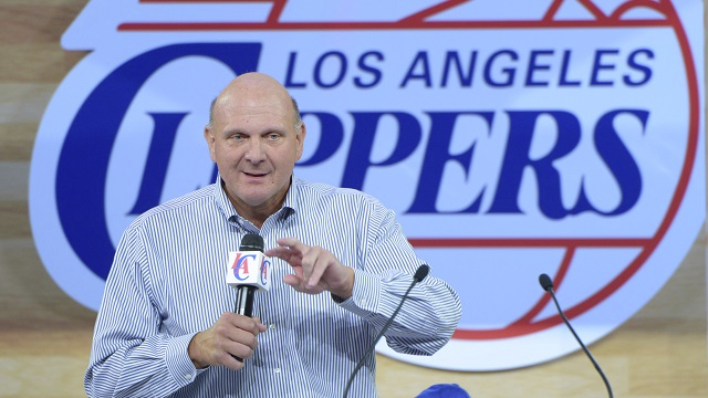 steve blammer and LA Clippers