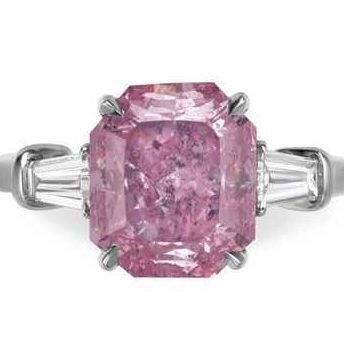 Christie's New York Magnificent Jewels To Feature Magnificent Pink Diamonds