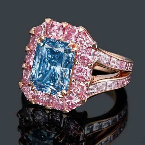 Moussaieff Blue Diamond Leads Christie's Hong Kong Sale