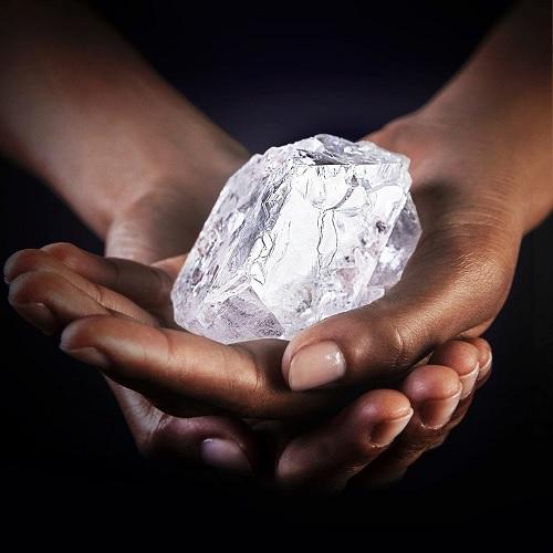 Graff Diamonds Acquires 1,109 carat, Lesedi La Rona Diamond For $53 Million