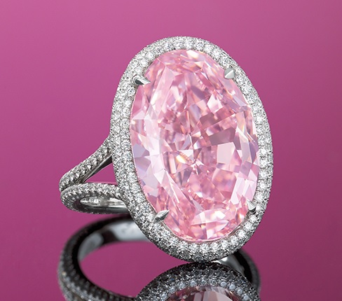 Christie's Hong Kong Magnificent Jewels Auction Is A Pink Diamond Affair