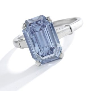 Blue Diamond Price Record Broken By Sotheby's Held For A Single Day!