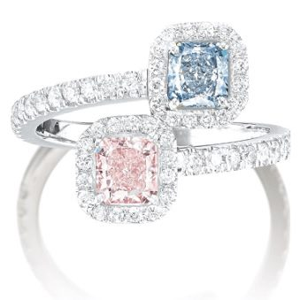 Phillips Auction House Successfully Sells Argyle Pink Diamonds And A Graff Diamond