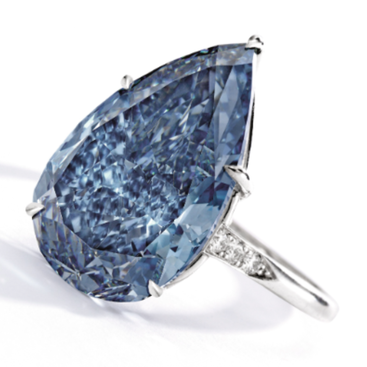 Sotheby's Will Prove That A Blue Diamond Is A Great Investment In New York Auction